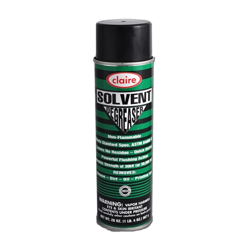 Solvent Cleaner - Case of 12 (20 oz Cans)
