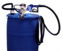 DEF3-DN49N Electric Pumping System for 55 Gallon Drums of DEF