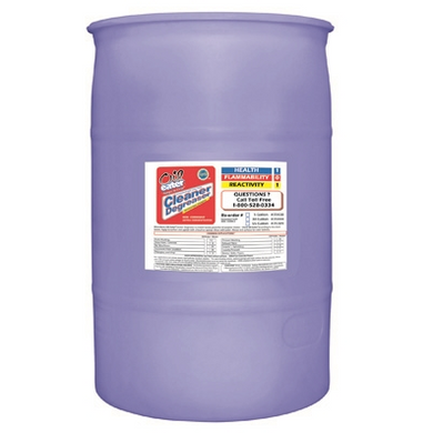 Oil Eater Cleaner Degreaser- 55 Gallon Drum