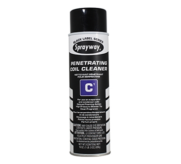 Sprayway C1 Penetrating Coil Cleaner - Case of 12