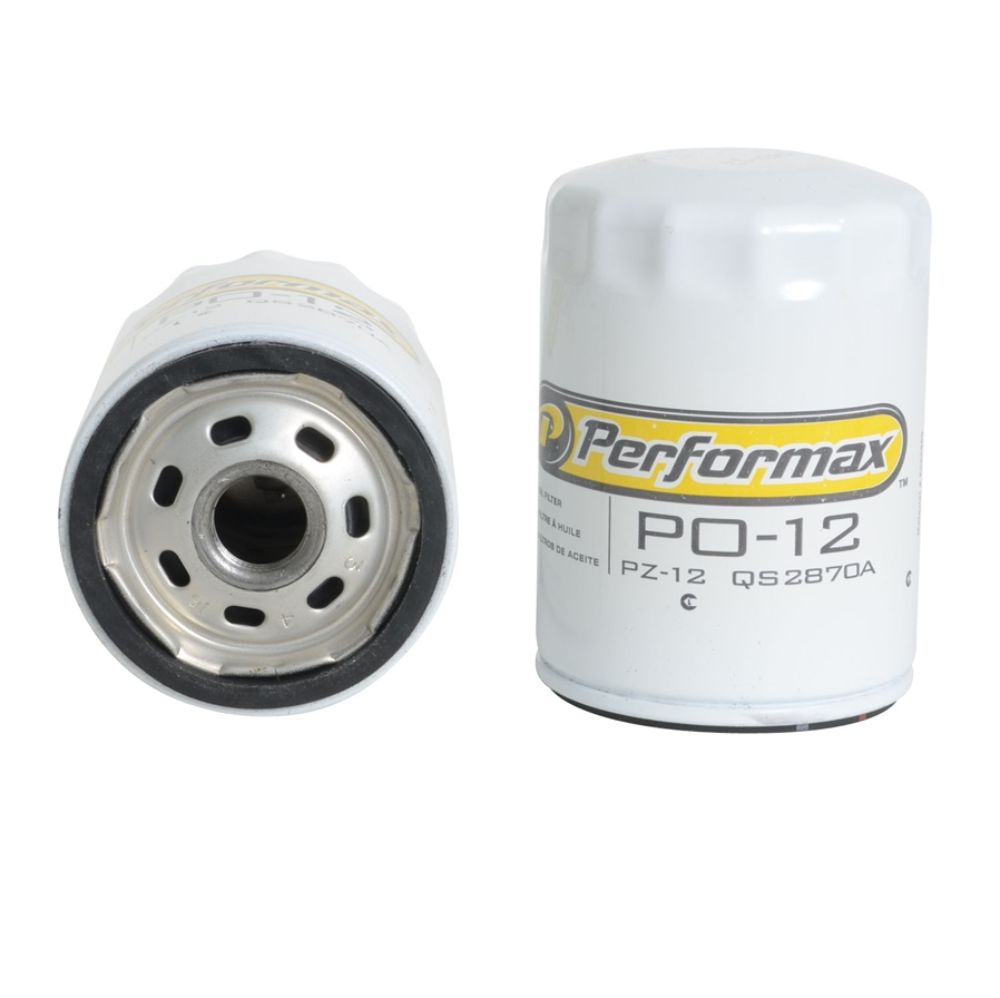 Performax Oil Filter PO-12 - Case of 12 Filters