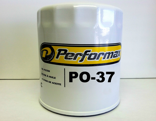 Performax Oil Filter PO-37 - Case of 12 Filters