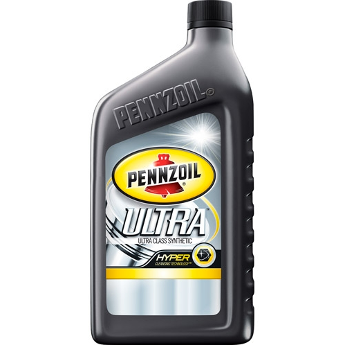 Pennzoil Ultra 5W-20 Full Synthetic Motor Oil - Case of 6 (1 qt)