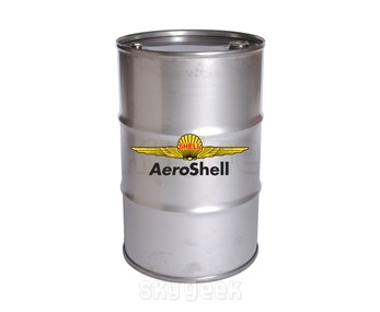 AeroShell Fluid 4 Mineral Hydraulic Oil - 55 Gallon Drum