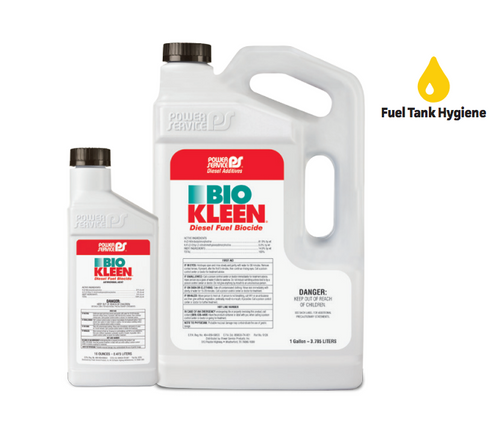 Power Service Bio Kleen - 4 One Gallon Jugs