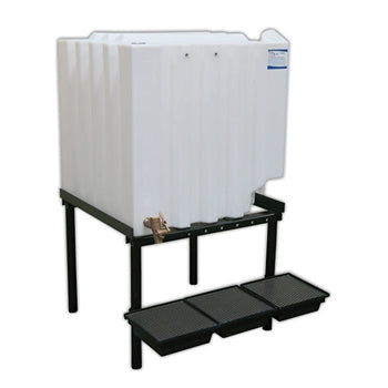 Tote-A-Lube Gravity Feed System (1) 120 Gallon Tank