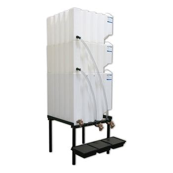 Tote-A-Lube Gravity Feed System 120 / 70 / 70 Gallon Tanks