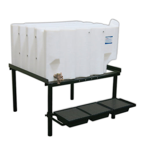 Tote-A-Lube Gravity Feed System (1) 130 Gallon Tank