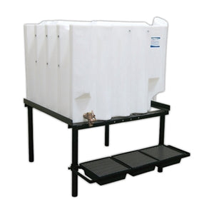 Tote-A-Lube Gravity Feed System (1) 180 Gallon Tank