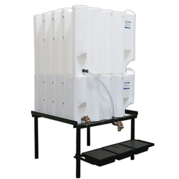 Tote-A-Lube Gravity Feed System 180 / 130 Gallon Tanks