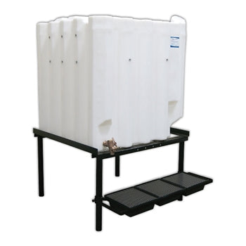 Tote-A-Lube Gravity Feed System (1) 240 Gallon Tank