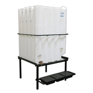 Tote-A-Lube Gravity Feed System (1) 330 Gallon Tank