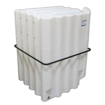 Tote-A-Lube Tank, 330 Gallon with Hoop
