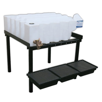 Tote-A-Lube Gravity Feed System (1) 35 Gallon Tank