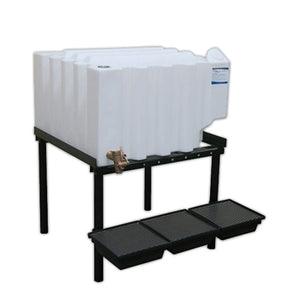 Tote-A-Lube Gravity Feed System (1) 70 Gallon Tank