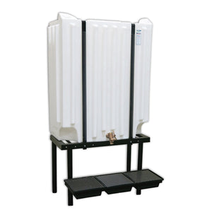Wall-Stacker Gravity Feed System (1) 115 Gallon Tank