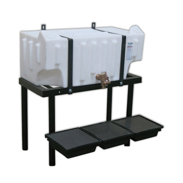 Wall-Stacker Gravity Feed System (1) 32 Gallon Tank