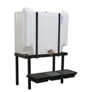 Wall-Stacker Gravity Feed System (1) 71 Gallon Tank