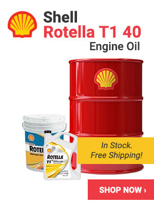 Shell Rotella T1 40 Engine Oil