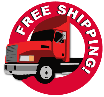 Free Shipping! Every Product, Every Day!