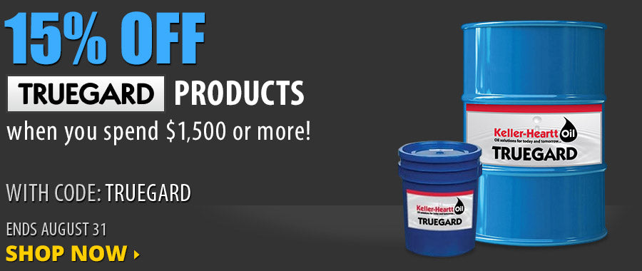 15% off Truegard Products when you spend $1,500 or more. Coupon Code: TRUEGARD