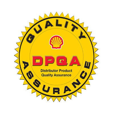 Shell Quality Assurance Badge