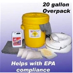 Oil Eater Commercial Duty Spill Kit