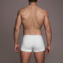 BOXER MEDIO   BLANCO (MC086)