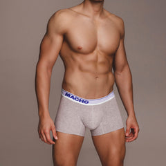 BOXER MEDIO GRIS  (MC086)