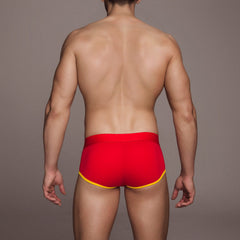 SPORT BRIEF ROJO  (MS089)