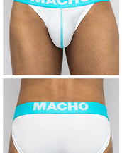 BRIEF MACHO BLANCO ( MS133)