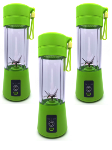 USB Portable Blender - 3D Blades Limited Edition