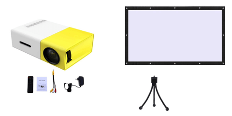 Stock Clearance - VueCube HDMI LED Portable Projector