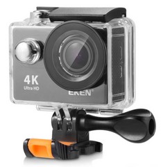Cube 9000 - 4K Ultra HD Professional Action Camera