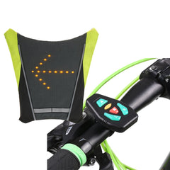 Signa - LED Signal Cycling Vest