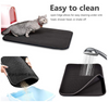 Image of Cat Litter Mat - Non Toxic - Waterproof - Paws Friendly