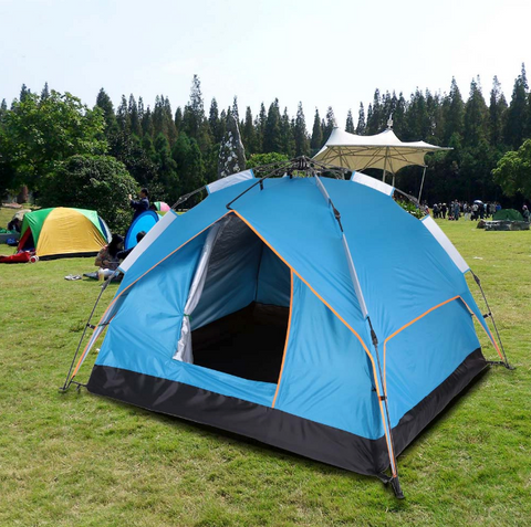 Limited Edition Pop Up Automatic Tent - 3 Seconds Installation - Capacity 4 Persons
