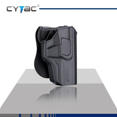 Cytac molded holsters