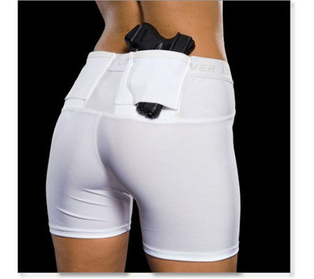 "Women's Conceal Carry Short  4"" inseam"