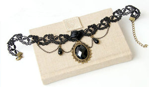 Lady Fashion - Handmade Gothic Choker