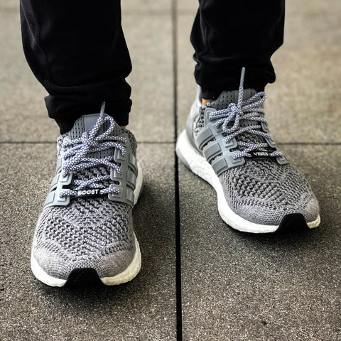Lace Swap for Ultraboost 1.0 Grey