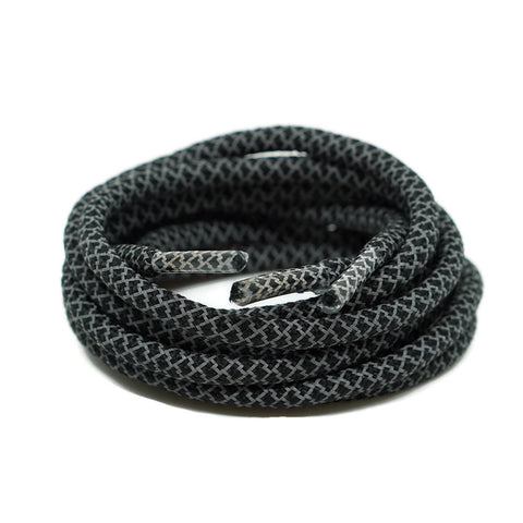 3M Rope Shoelaces - Black