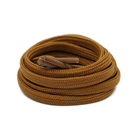 Flat Laces - Light Brown