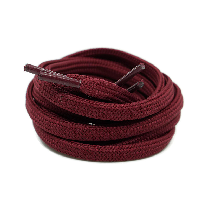 Flat Laces - Maroon