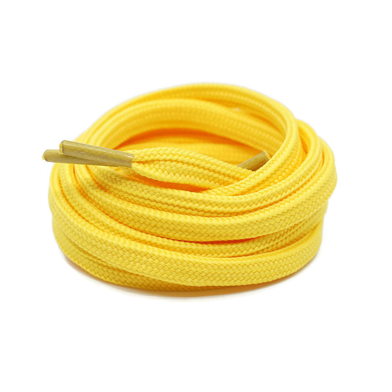 Flat Laces - Yellow