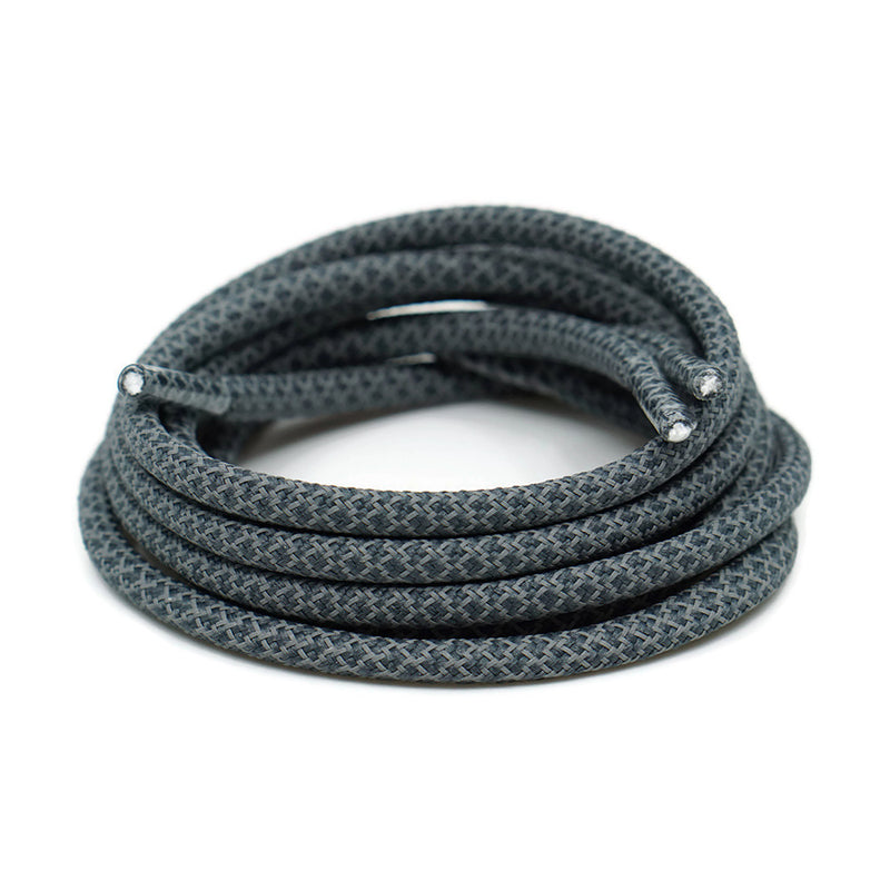 3M Rope Shoelaces - Grey