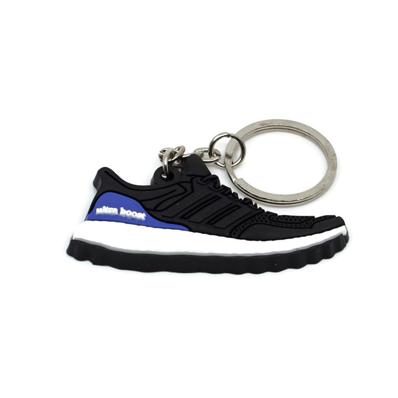 Ultraboost Keychain - Black Blue White (OG)