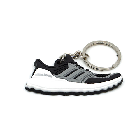 Ultraboost Keychain - Gray Black White