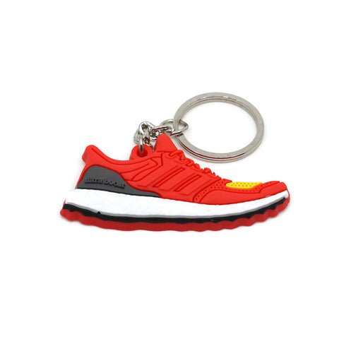 Ultraboost Keychain - Solar Red