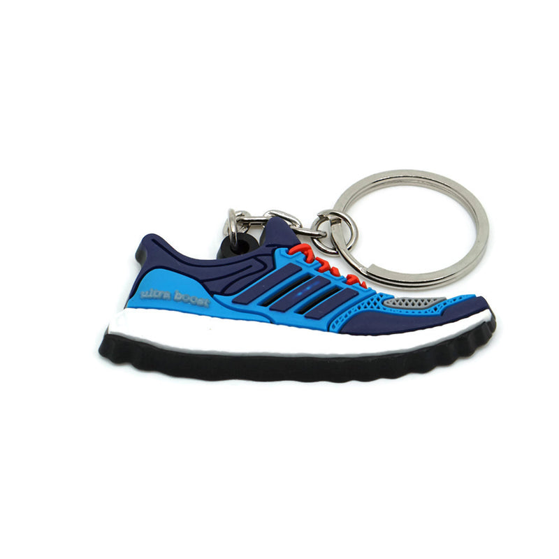 Ultraboost Keychain - Blue Red